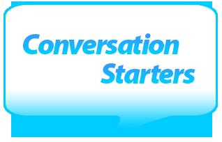 Conversation Starters Logo