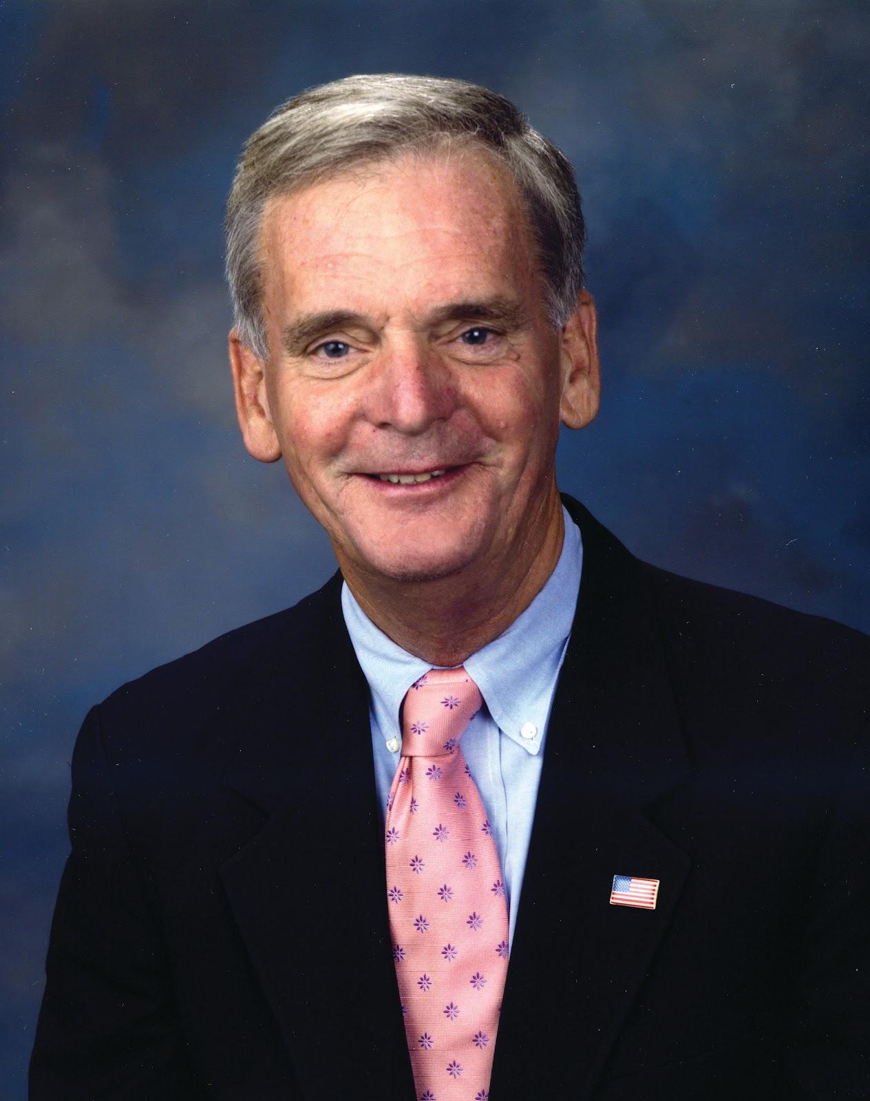 Senator Judd Gregg - Headshot