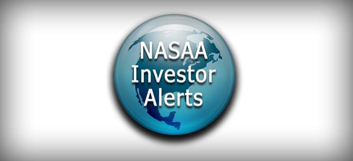 NASAA Investor Alerts